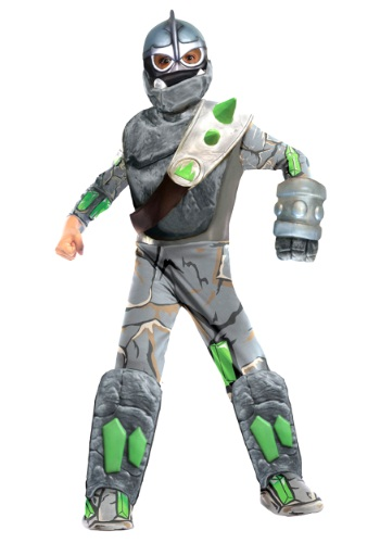 Child Skylanders Deluxe Crusher Costume