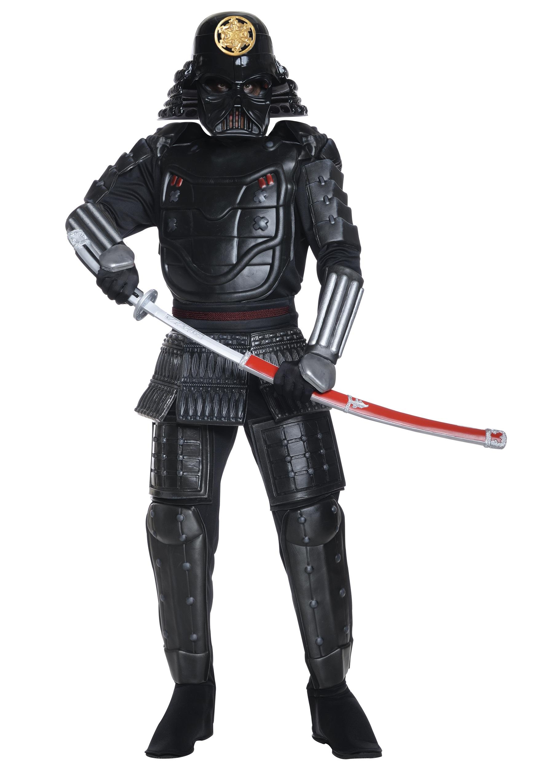 sc 1 st  Halloween Costumes UK & Samurai Darth Vader Costume
