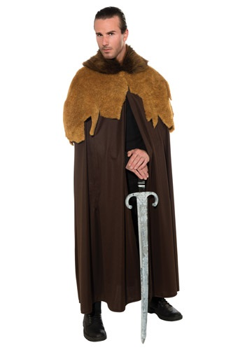 Men's Medieval Warrior Cloak