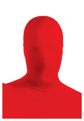 Red 2nd Skin Mask