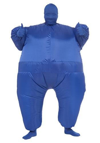 Blue Infl8's Costume
