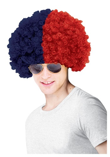 Boston Red Sox Wig