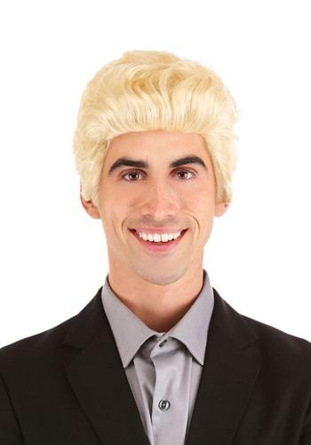 Blonde Salesman Wig