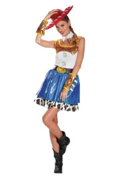 Jessie Glam Plus Size Costume