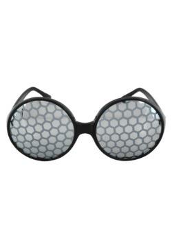 Black Bug EyesSunglasses Front