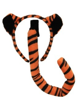 Tiger Ears & Tail Set2