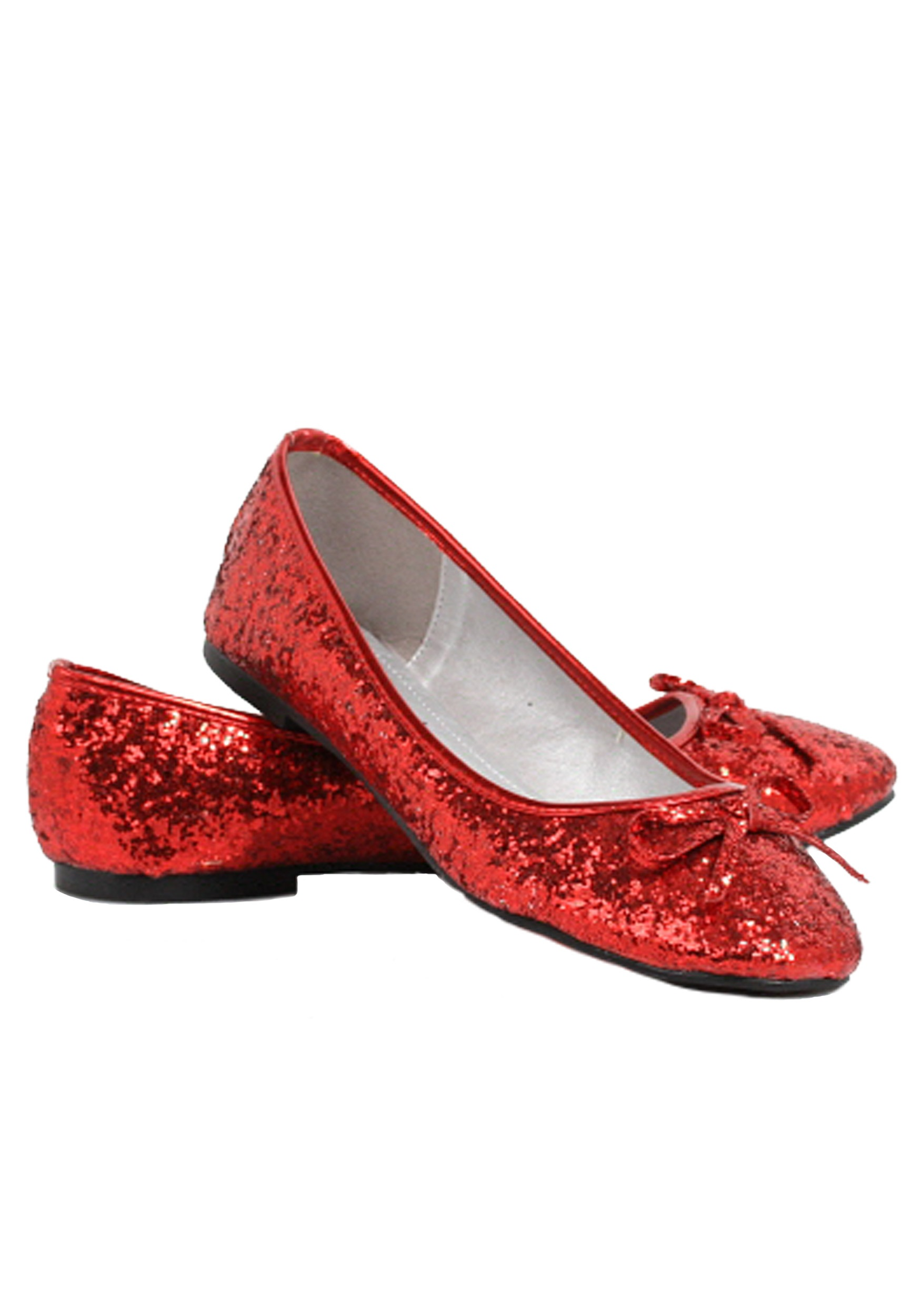 Dorothy Red Glitter Shoes Uk