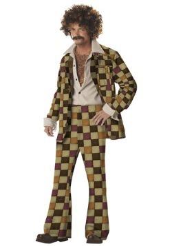 Disco Leisure Suit Costume