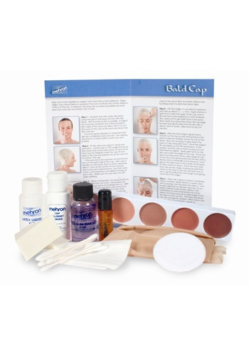 Bald Cap Kit