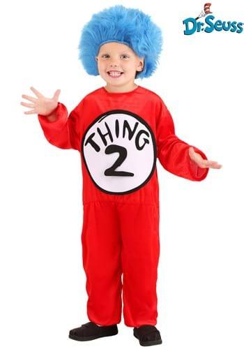 Thing 1 & Thing 2 Toddler Costume