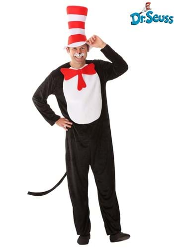 Cat in the Hat Adult Costume