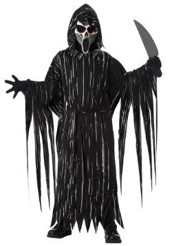 Child Howling Horror Costume