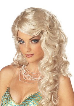 Mermaid Blonde Wig