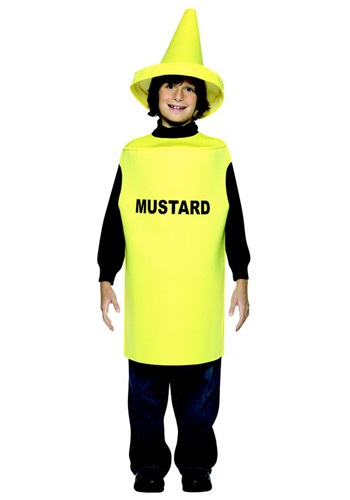 Child Mustard Costume
