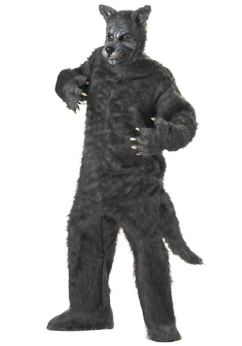 Adult Big Bad Wolf Costume