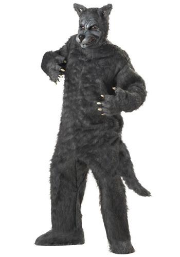 Adult Big Bad Wolf Costume