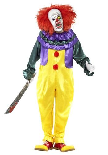 Classic Horror Clown Costume