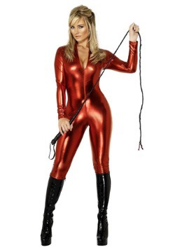 Fever Miss Tress Red Devil Costume