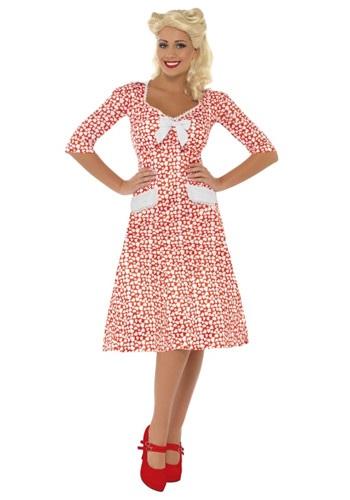 WW2 Sweet Heart Costume