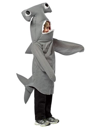 Toddler Hammerhead Shark Costume