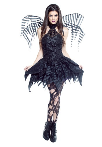 Womens Dark Fairy Costume