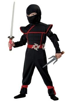 Toddler Stealth Ninja Costume