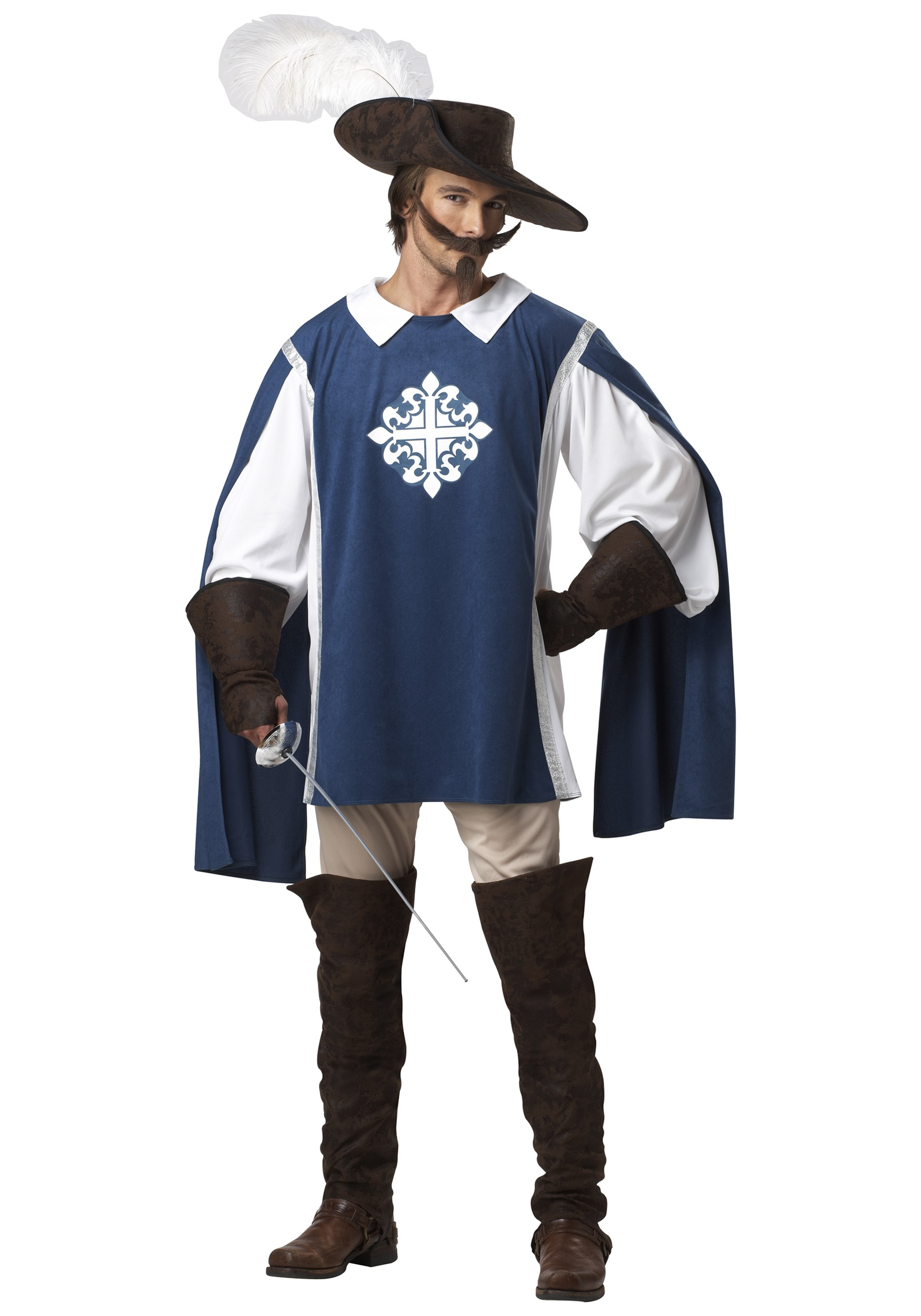 Brave Musketeer Costume