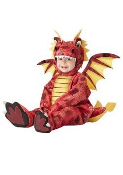 Adorable Dragon Infant Costume