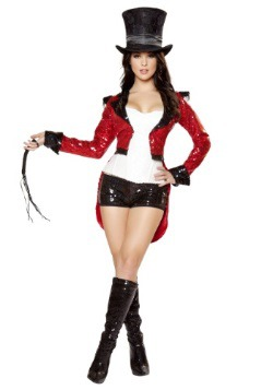 Womens Radiant Ringmaster Costume