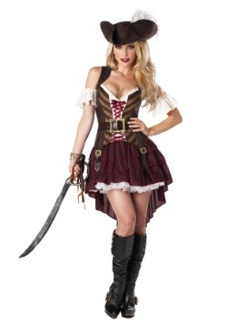 Sexy Swashbuckler Captain Costume-update1