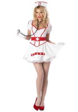 Womens Nurse Heartbreaker Costume