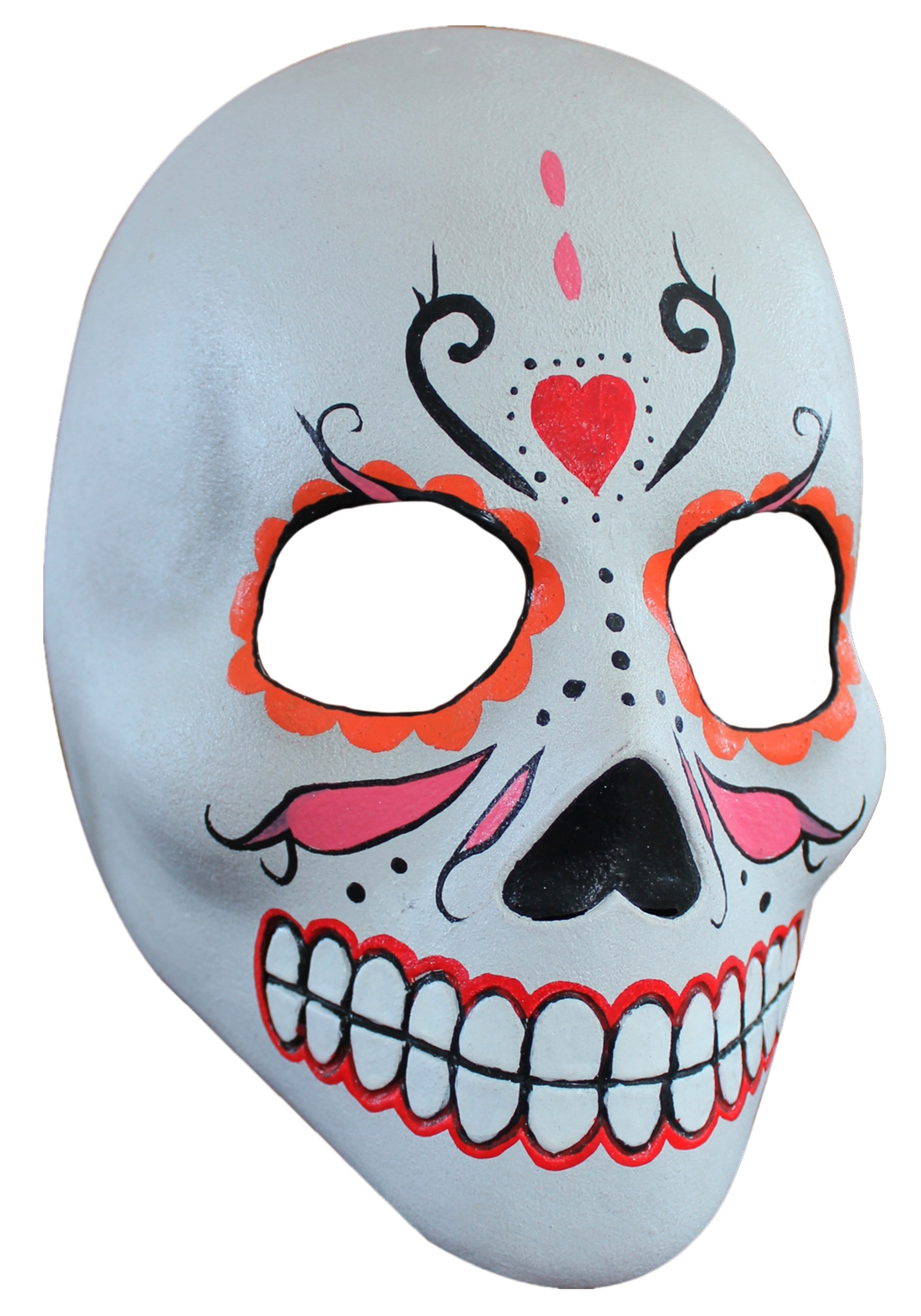INOpets.com Anything for Pets Parents & Their Pets Day of the Dead Catrina Deluxe Mask