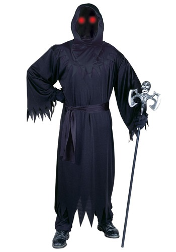 Adult Fade In and Out Phantom Costume