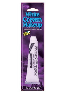 Professional Cream Makeup - White