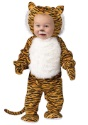 Toddler Cuddly Tiger Costume