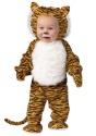 Toddler Cuddly Tiger Costume