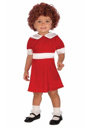 Toddler Annie Costume