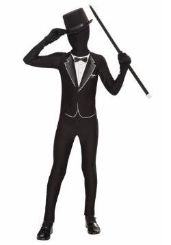 Kids Formal Tuxedo Skin Suit