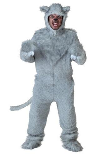 Adult Wolf Costume