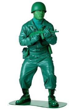 Green Army Man Costume