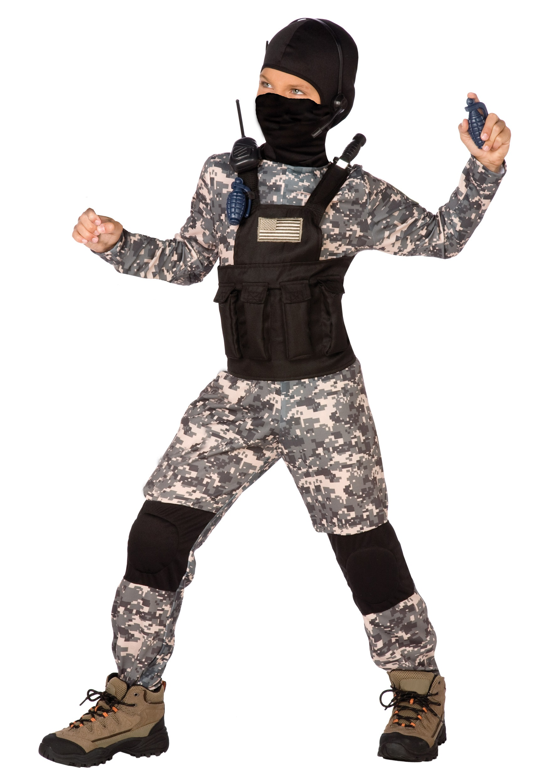 Child Navy Seal Costume  sc 1 st  Halloween Costumes & Army Costume - Army Halloween Costumes