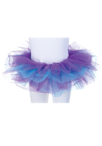 Child Blue and Purple Tutu