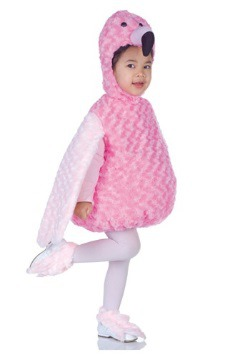 Toddler Flamingo Costume