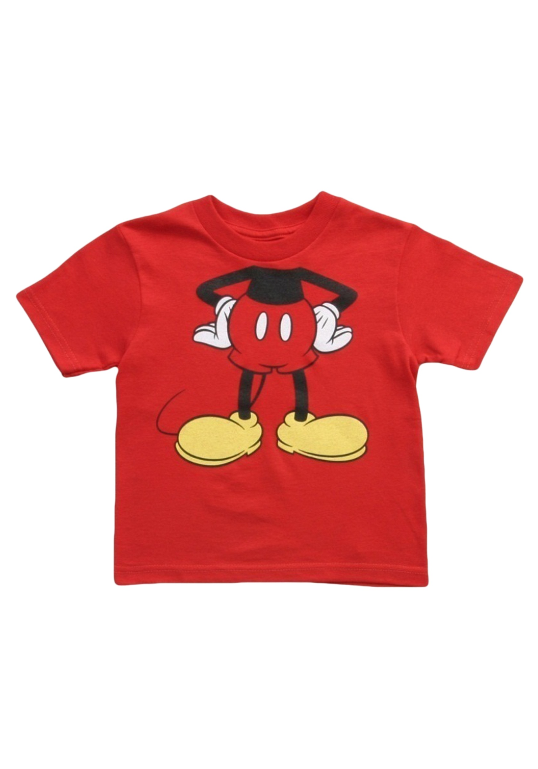 toddler mickey mouse costume t shirt. Black Bedroom Furniture Sets. Home Design Ideas