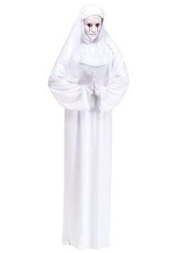 White Mother Superior Costume