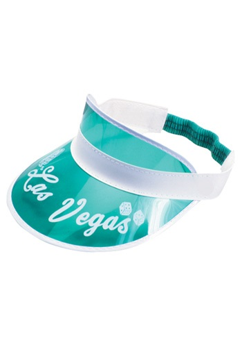 Las Vegas Green Visor