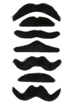 Mustache Multi Pack