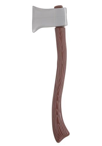 Wood Tin Man Axe