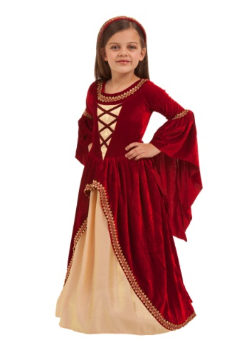 Alessandra the Crimson Princess Costume