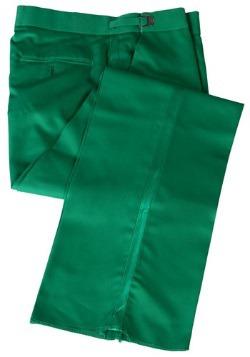 Green Tuxedo Pants